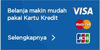 Belanja Makin Mudah Pakai Kartu Kredit