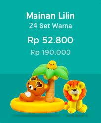 Mainan Lilin