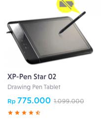 XP Pen Star 02