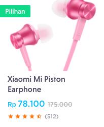 mi piston earphone