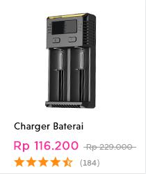charger baterai