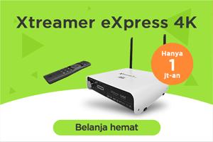 xtreamer express 4k