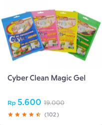 Cyber Clean Magic Gel