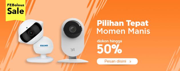 kamera keamanan