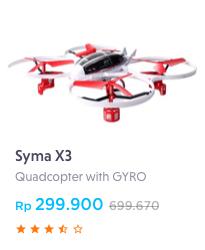 Syma X3
