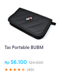 Tas Portable BUBM