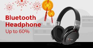 bluetooth headphone