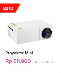 proyektor mini
