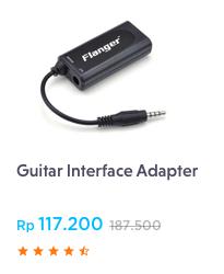 Guitar Interface Adapter