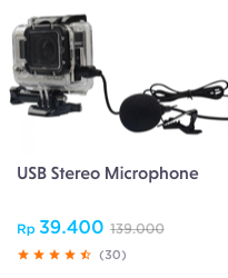USB Stereo Microphone