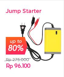 Jump Starter Aki