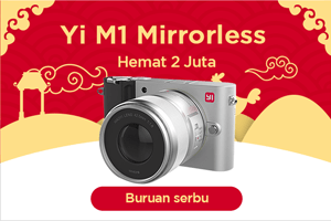 yi m1 mirrorless