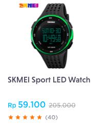sport led watch