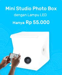 mini studio photo box
