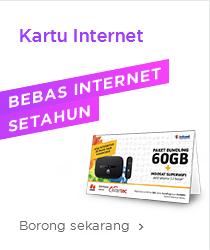 Kartu Internet
