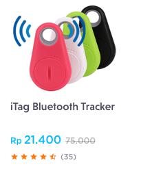 iTag Bluetooth Tracker
