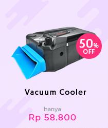 vacuum cooler
