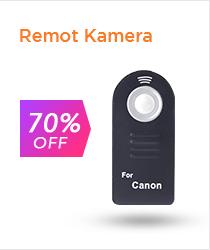 remot kamera