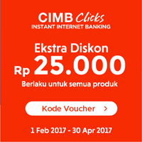 CIMB Clicks Home