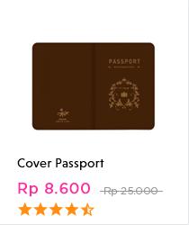 sampul paspor