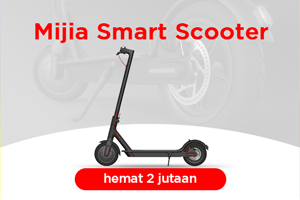 mijia smart scooter