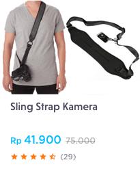 sling strap kamera