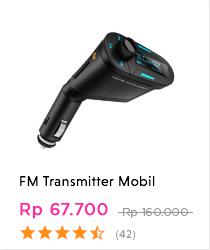 fm transmitter mobil