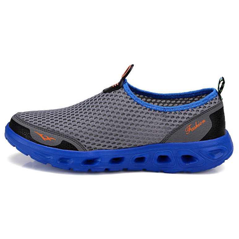 Sepatu Slip On Sport Pria