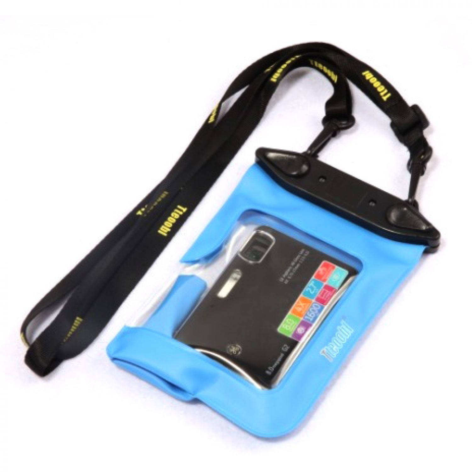 Tteoobl Finger Type Camera Waterproof Cover Bag without Lens - A-010C