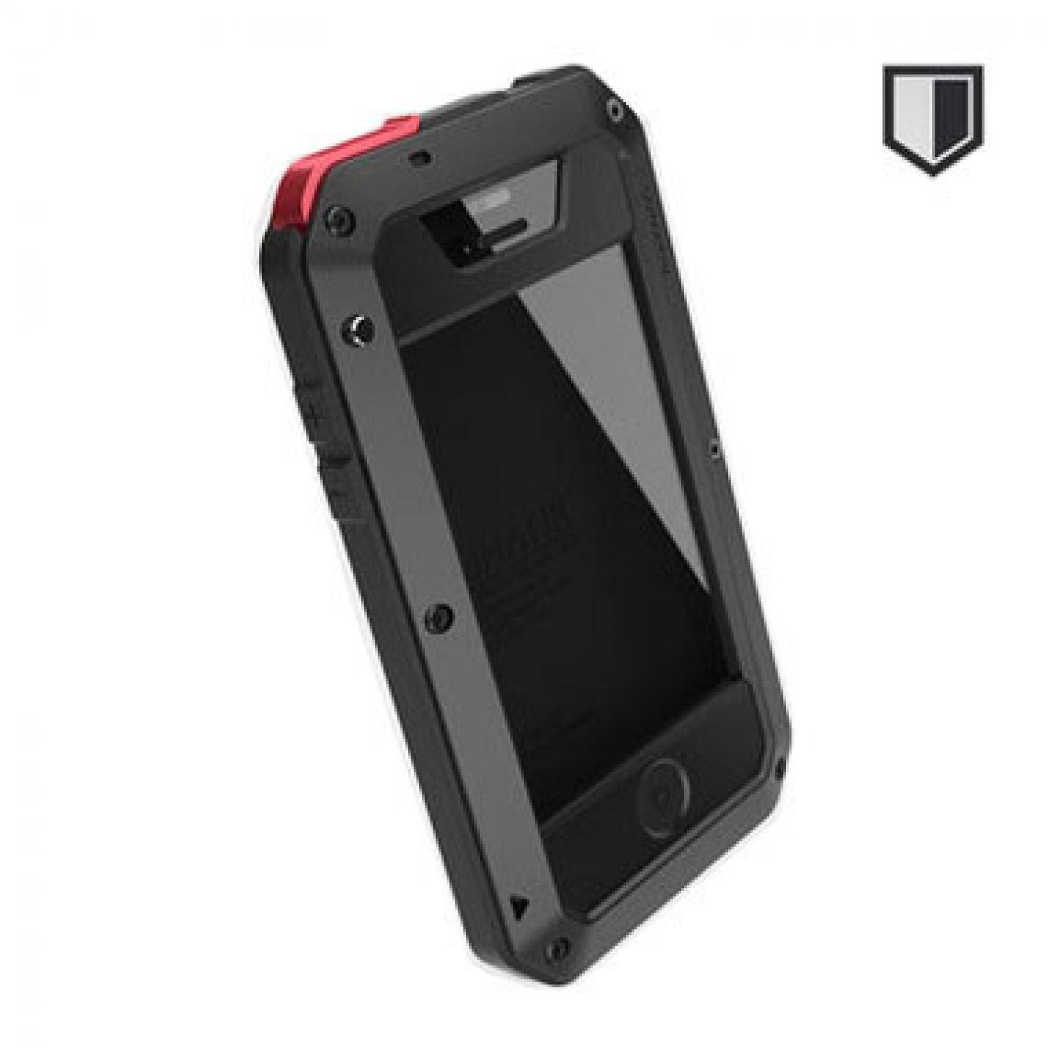 Lunatik Hardcase Armor Waterproof with Gorilla Glass for iPhone 5s