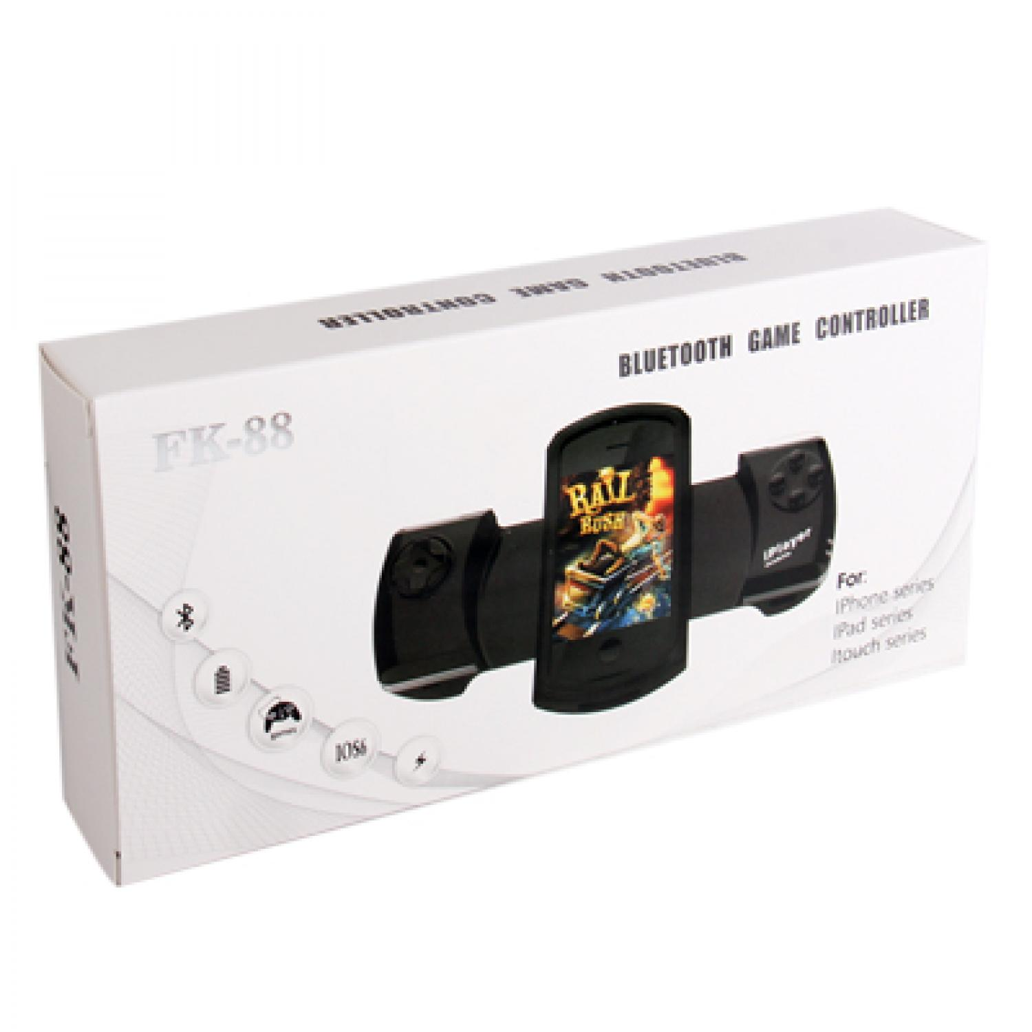 Wireless Bluetooth Game Controller for iPhone 4 & 4S/iPod Touch