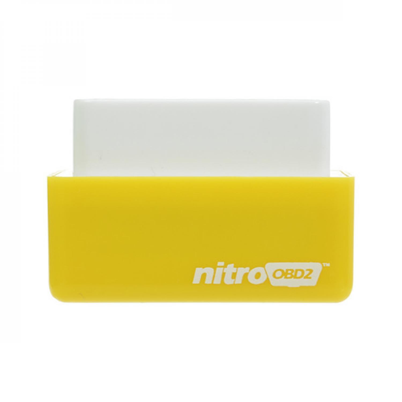 Nitro OBD2 Torque Tuning Box Mobil Bensin