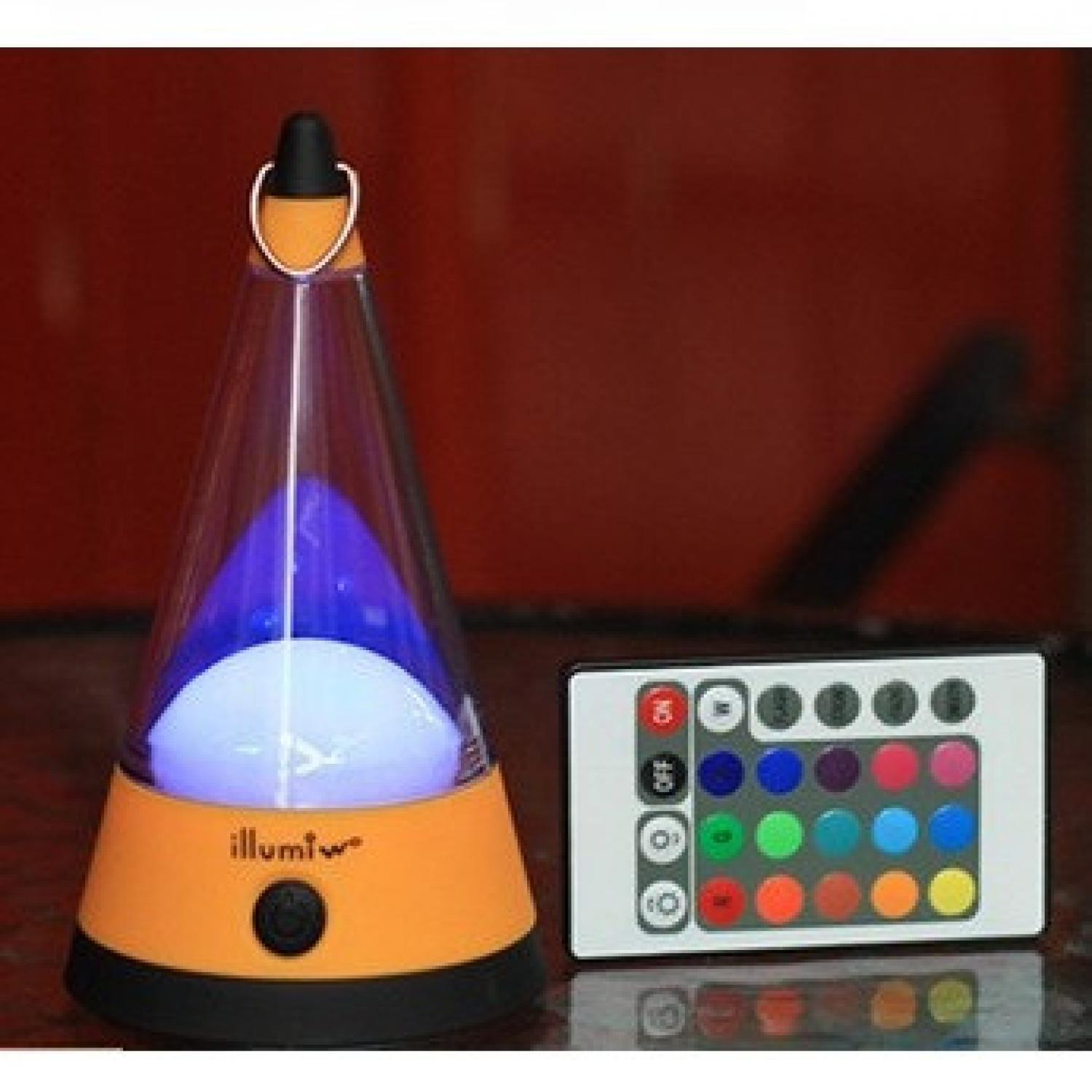 LED Infrared Remote Control Colorful Bar Lights - AA-SZD006
