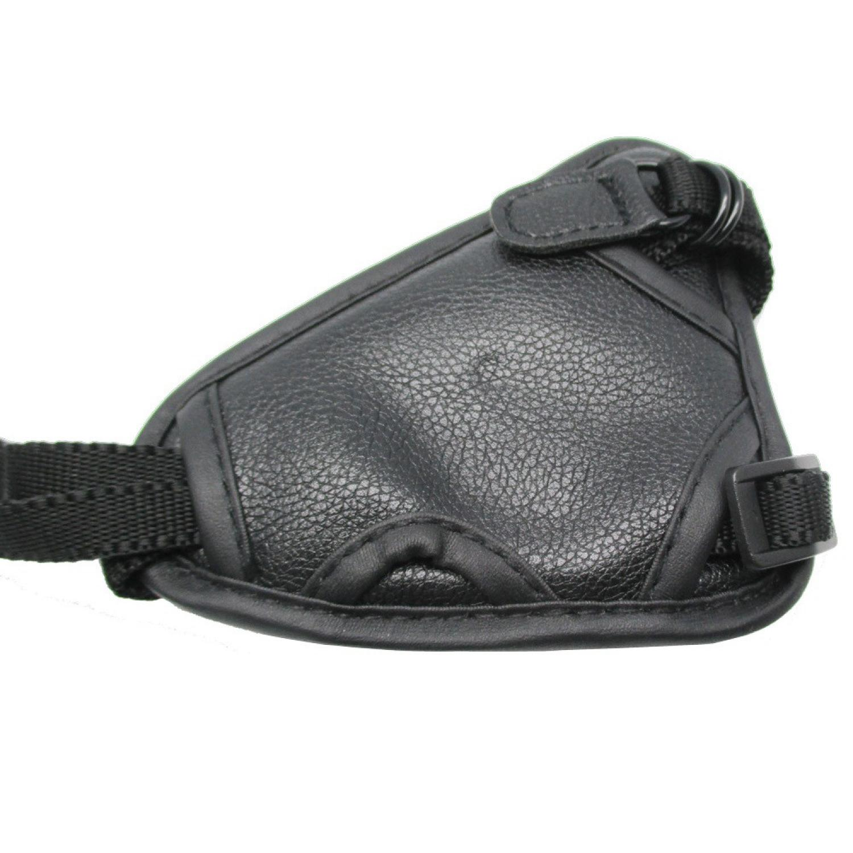 Leather Camera Hand Grip III