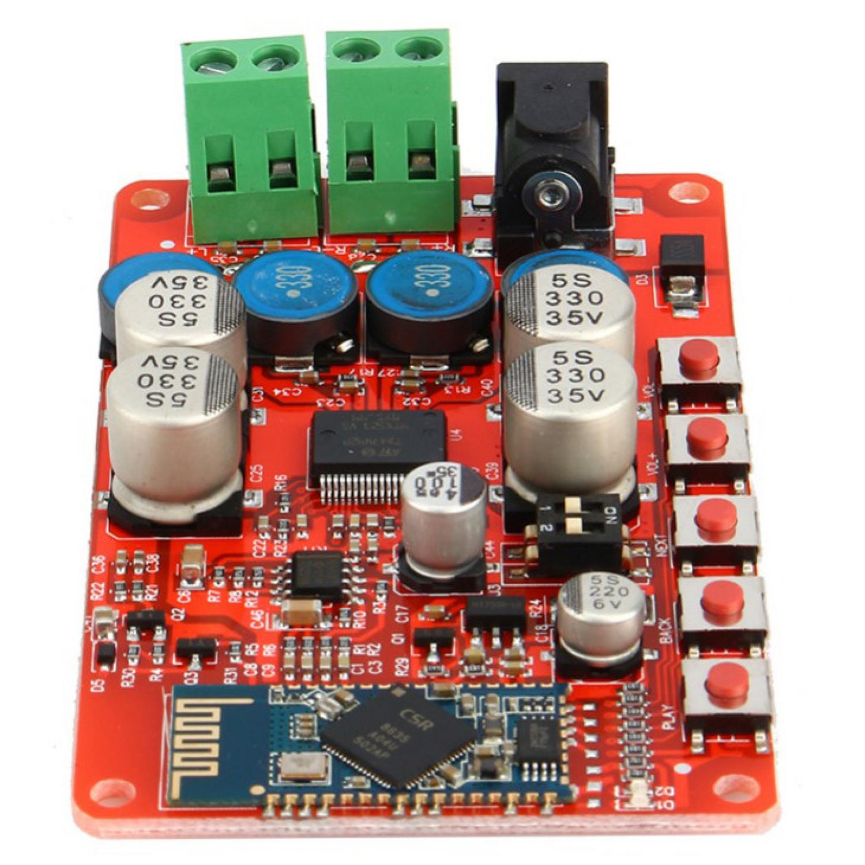 Digital Amplifier Board Bluetooth CSR4.0 TDA7492P 2 x 50w