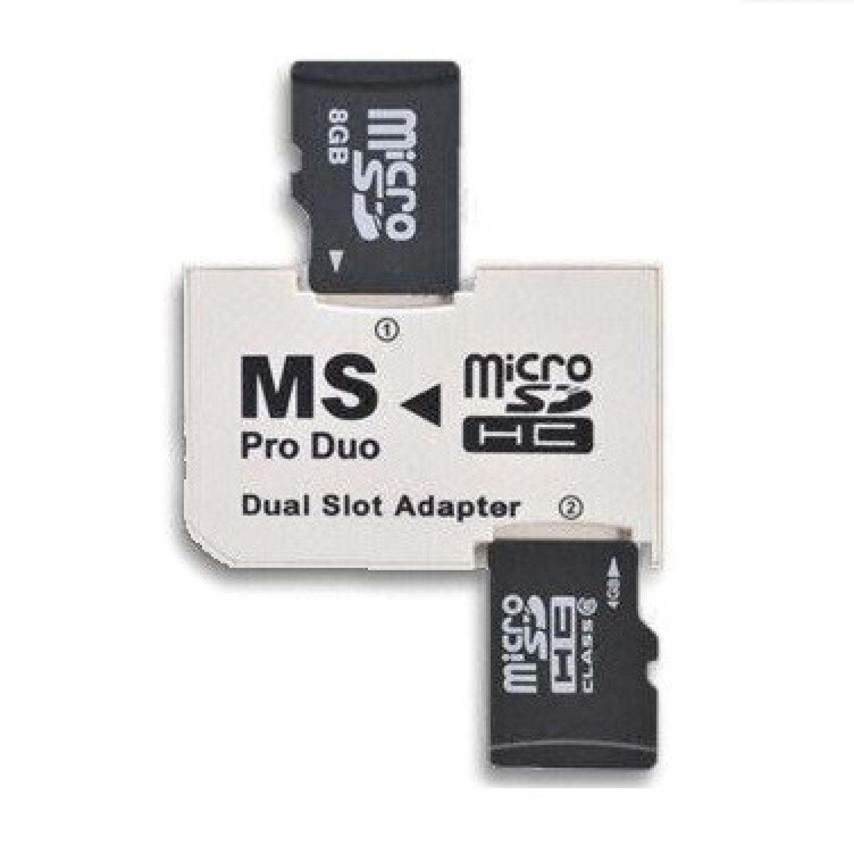 Winfos MS Pro Duo Dual Slot Adapter