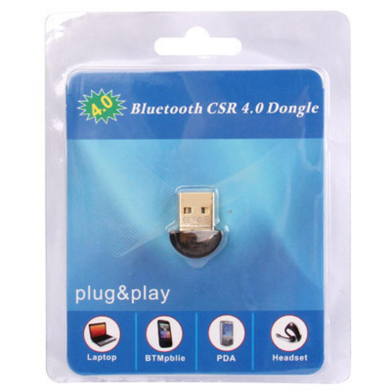 Golden Plated USB Bluetooth Receiver V4.0 Chipset CSR8510