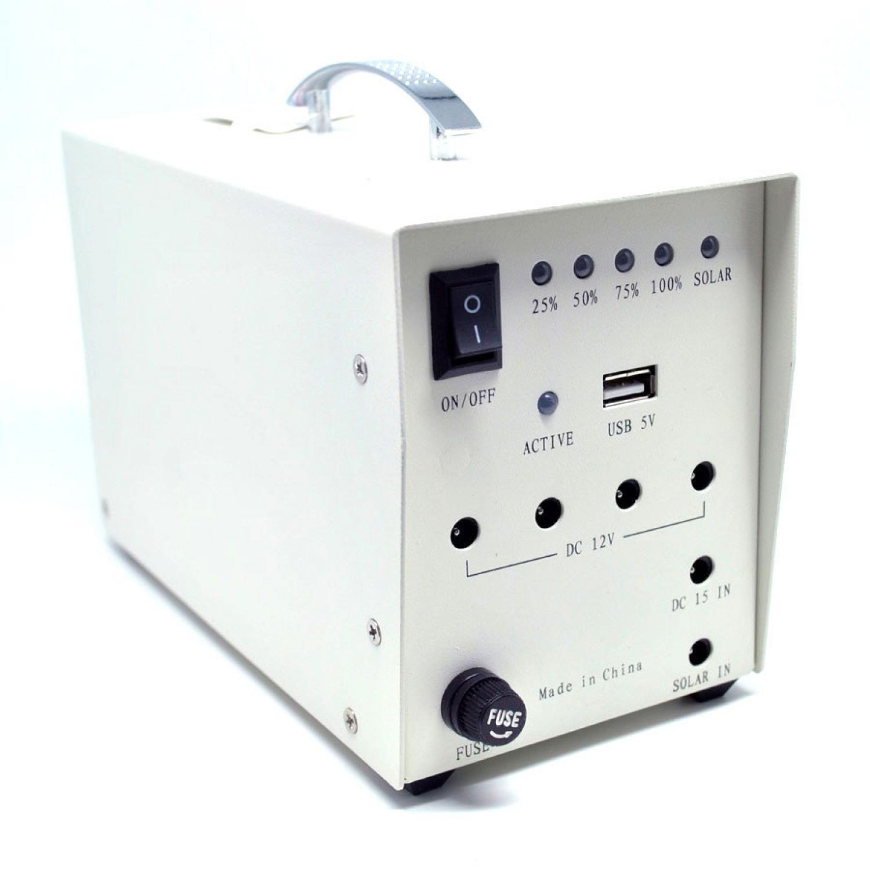 Solar Panel Monocrystalline 10W / 18V with DC Connector