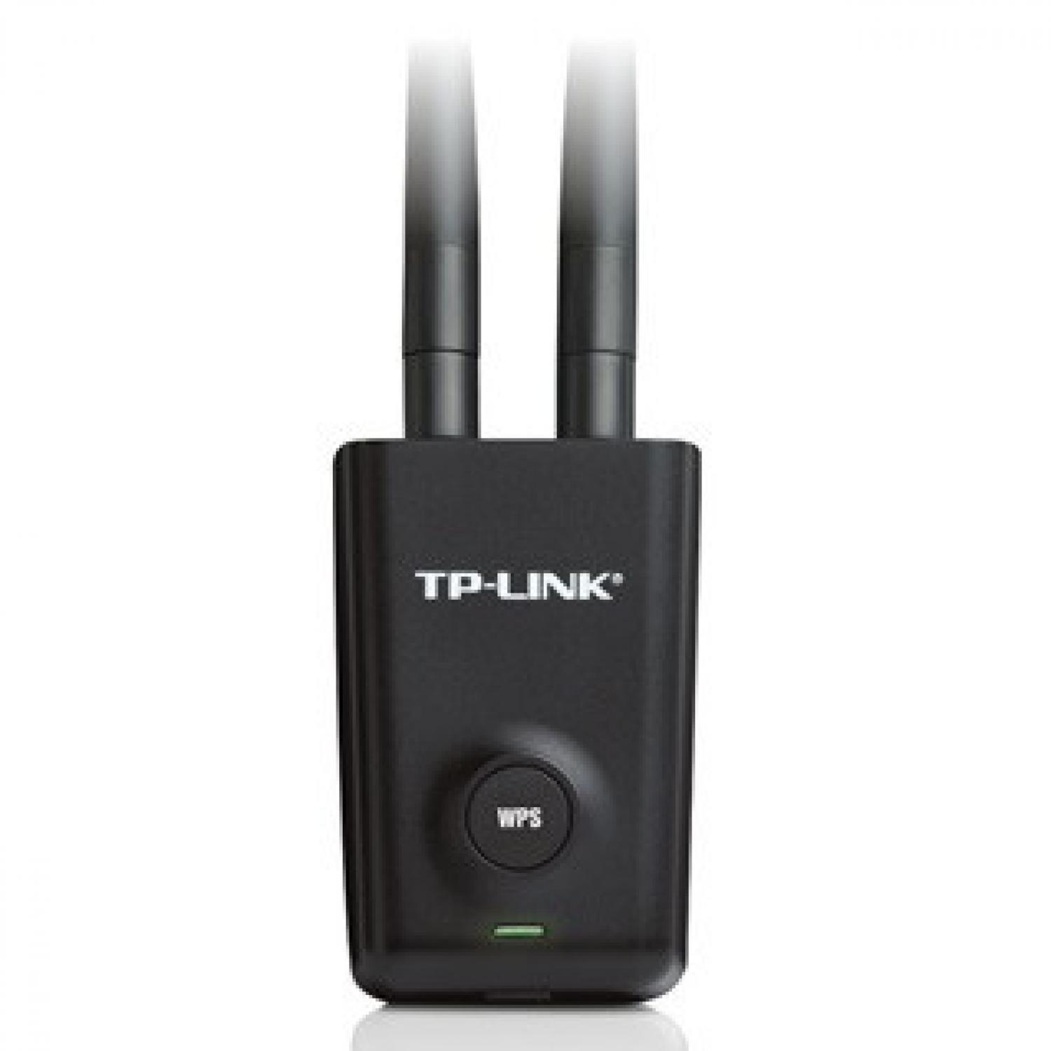 TP-LINK Wireless High Power USB Adapter N300 - TL-WN8200ND