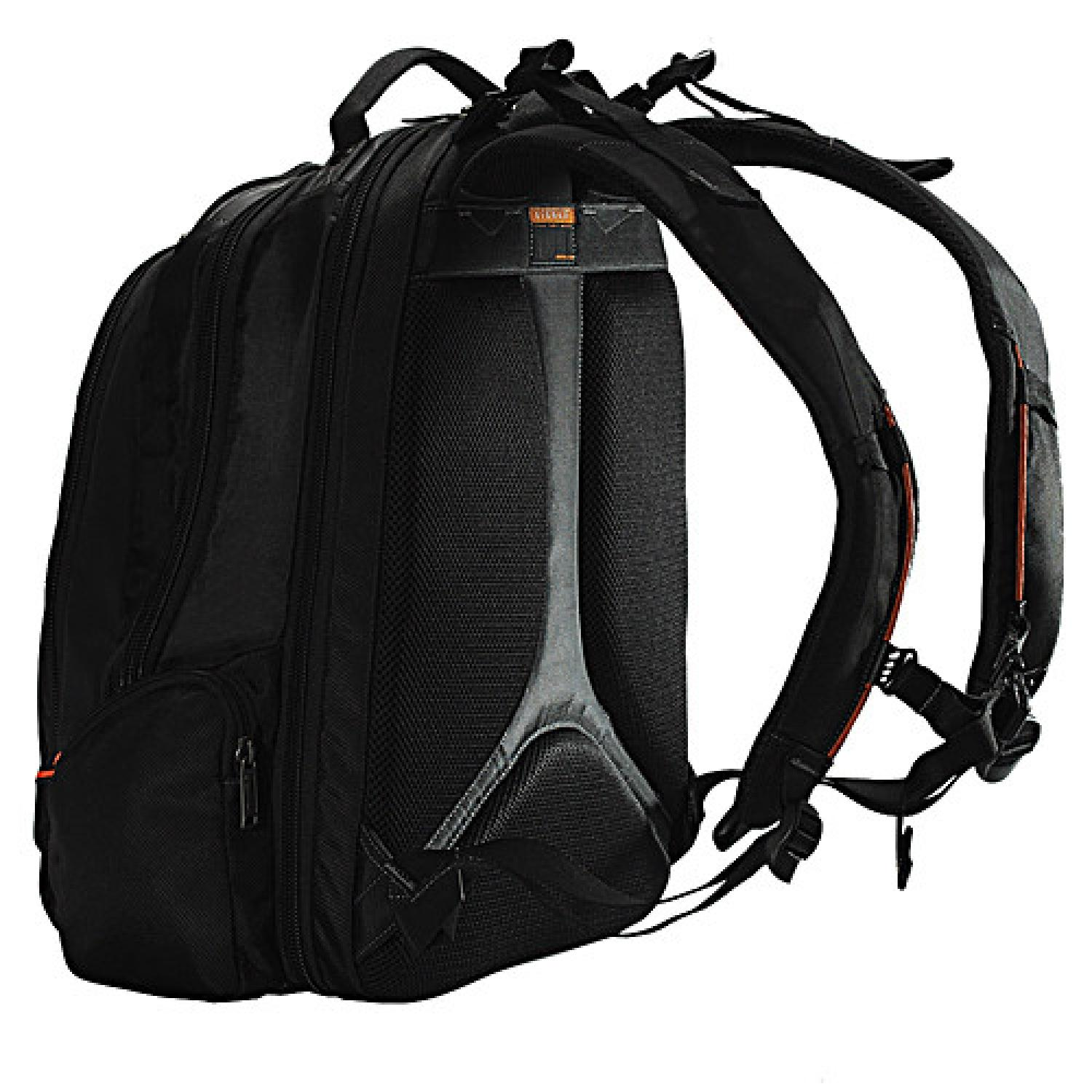 Everki EKP119 Flight Checkpoint Friendly Backpack fits up to 16-inch