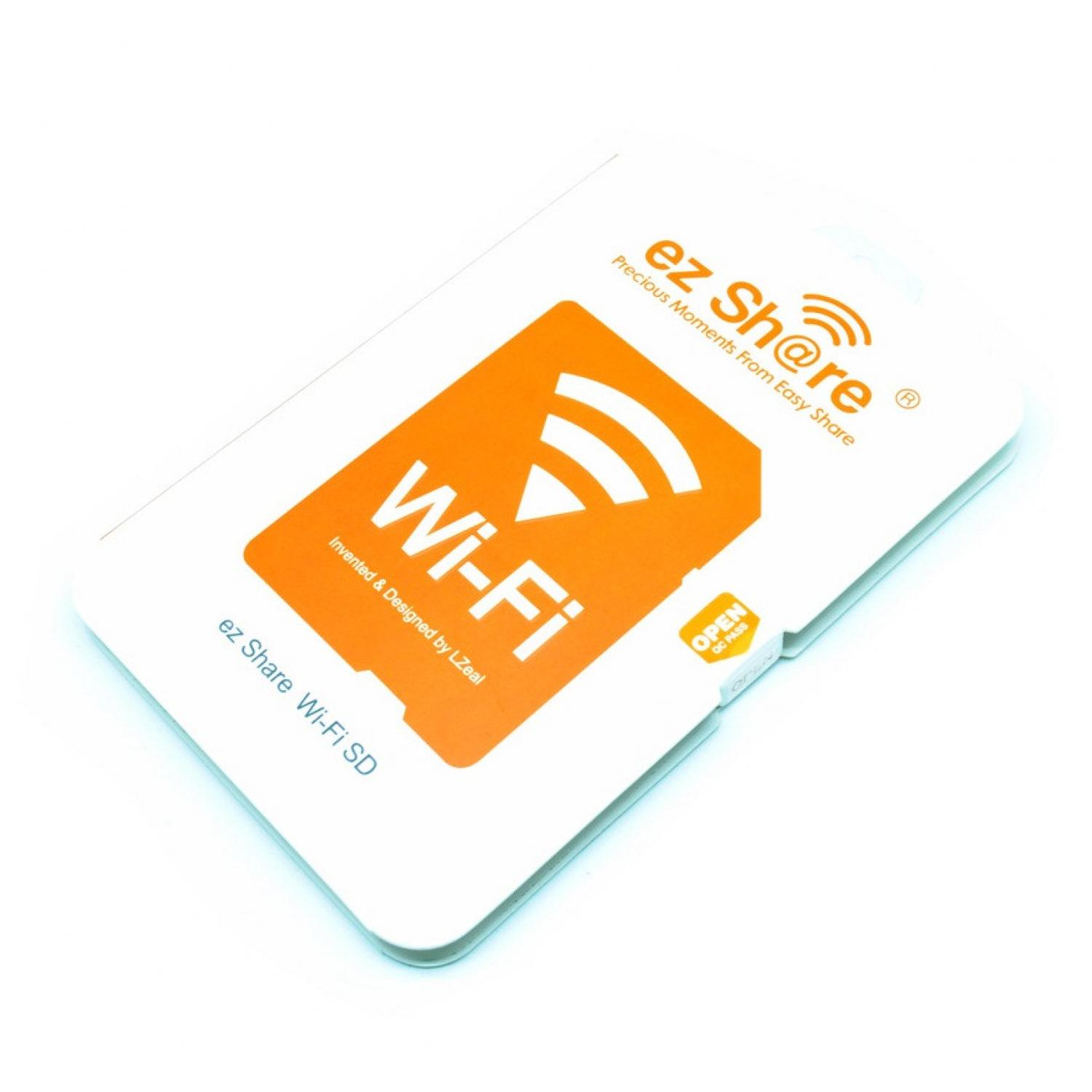EZ Share Wi-Fi microSD Adapter Card Reader Up To 32GB