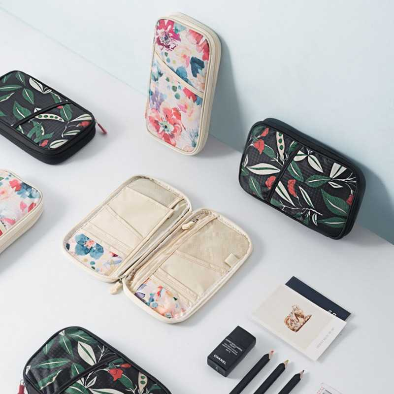 Pouch Paspor Traveling