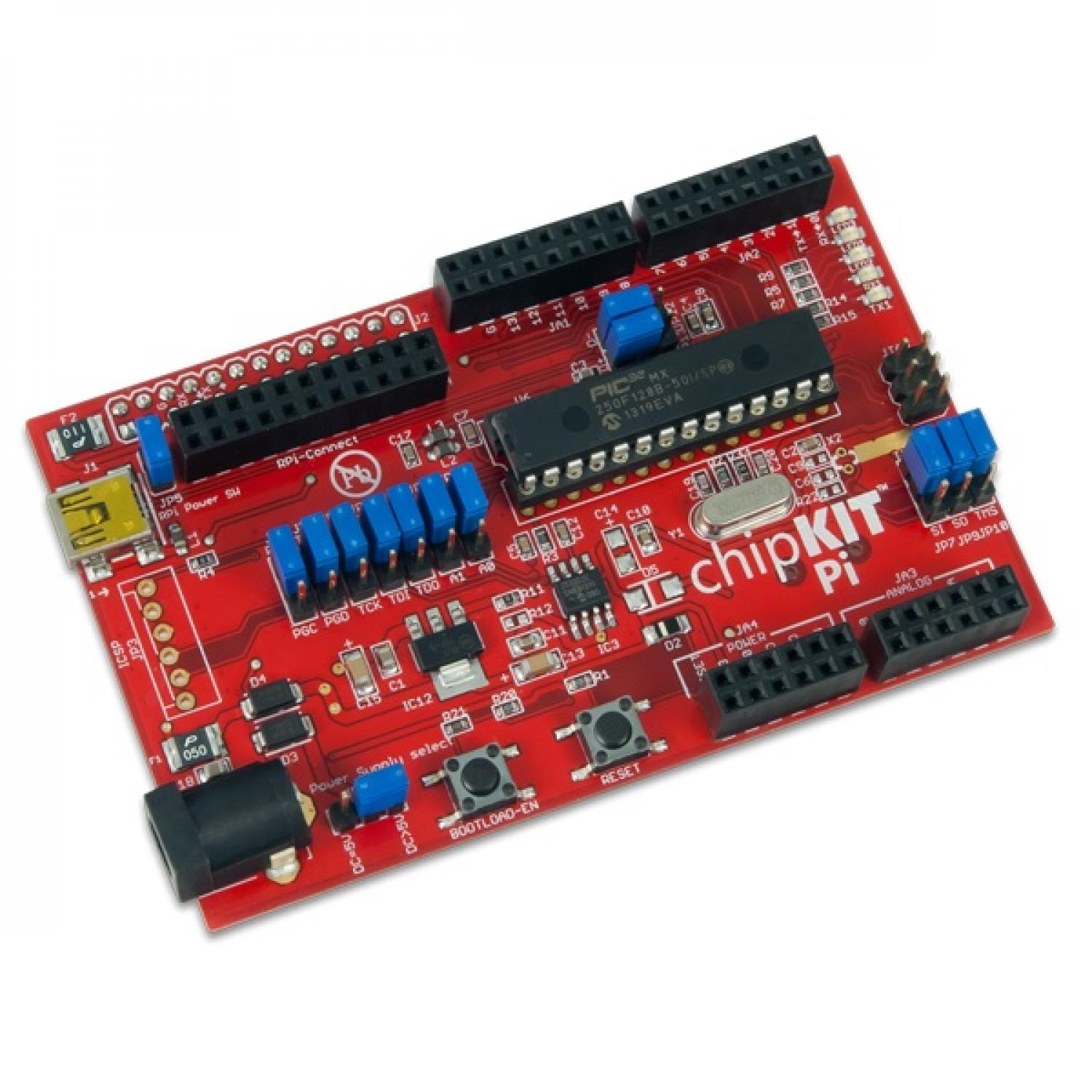 chipKit Pi for Raspberry Pi