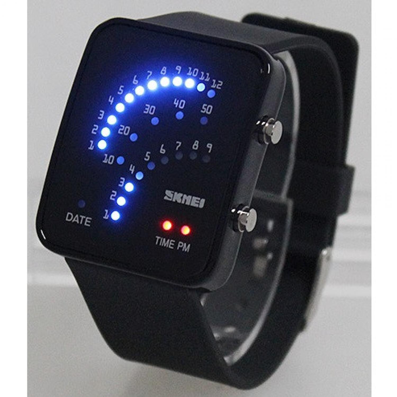 SKMEI Jam Tangan LED Trendi - 0890F
