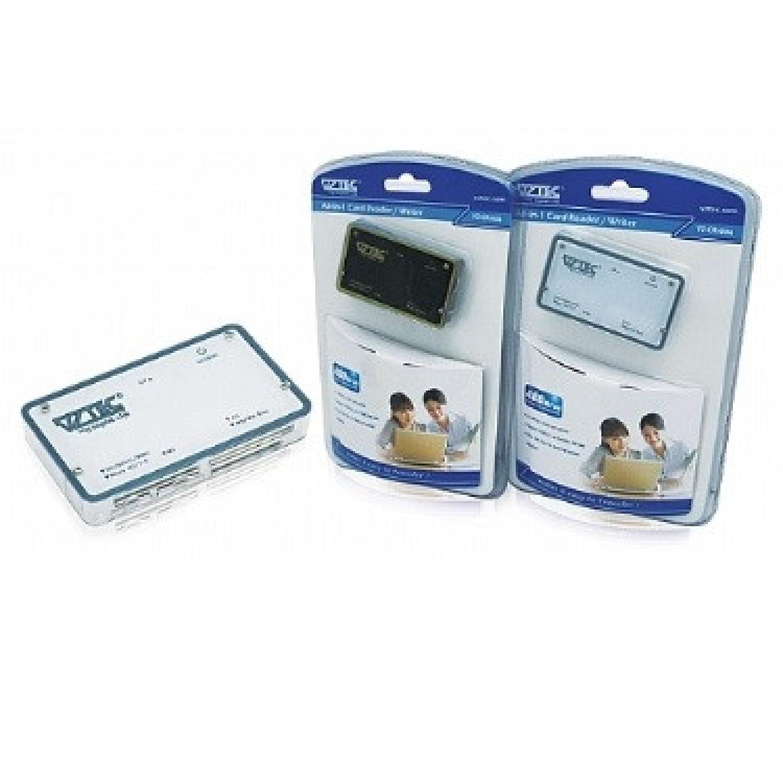 VZTEC All-In-1 Mini Card Reader / Writer - Model VZ-CR1004