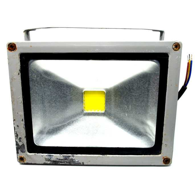 Taffware LED Floodlight 20W Without PIR