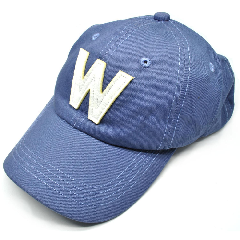 Topi Baseball Snapback Logo W