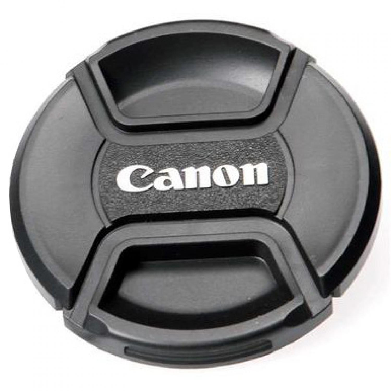 Cover Tutup Lensa Kamera Canon