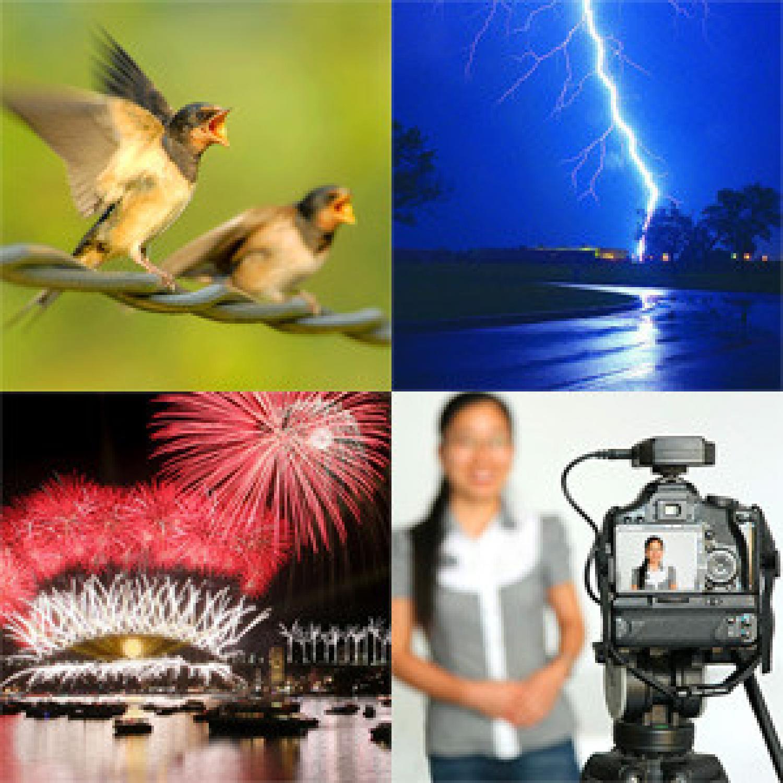 Micnova Lightning and Motion Sensor Trigger For Canon - LC03C
