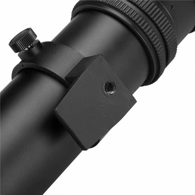 Lensa Kamera Telephoto Manual 500mm F/8-32 T-Mount